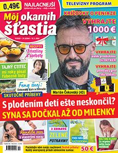 Môj okamih štastia - titulka č. 19/2020